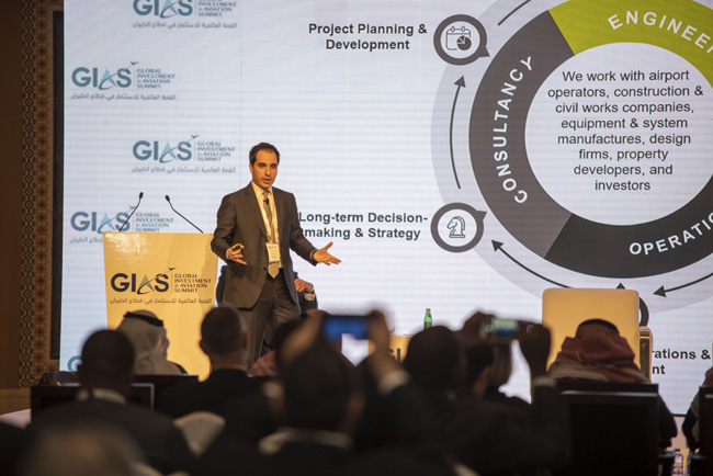 Global Investment In Aviation Summit 2020, Day one