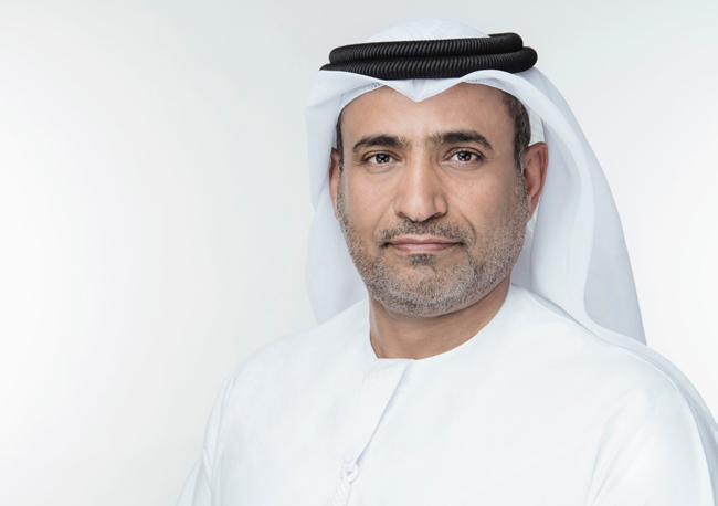 Saif Mohammed Al Suwaidi, Director General of the General Civil Aviation Authority