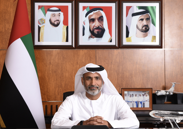 His Excellency Saif Mohammed Al Suwaidi