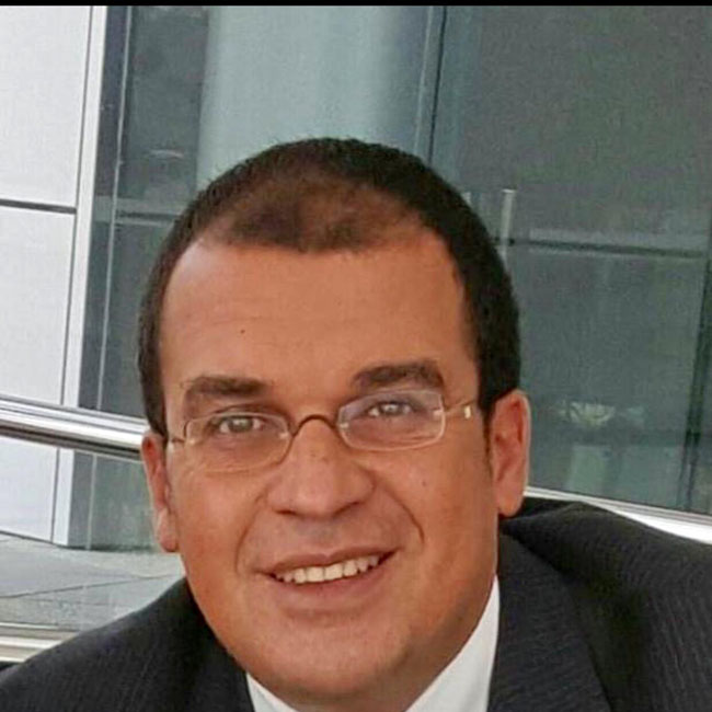 Walid Farghal, Director General of the International Property Show