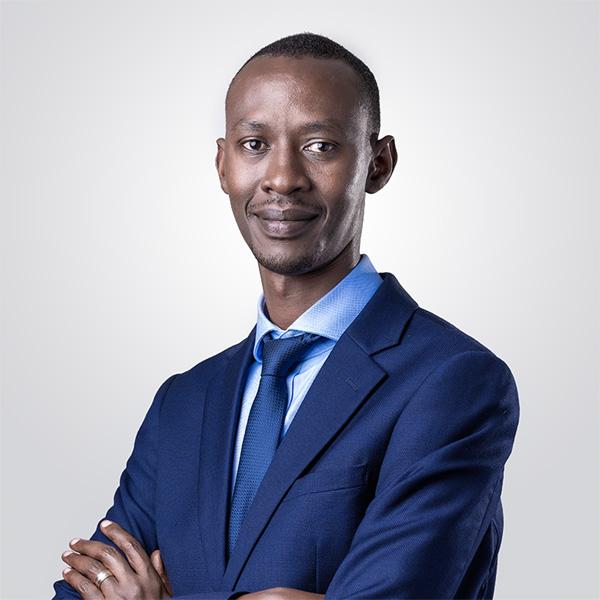 Rwanda Finance Limited's CEO Nick Barigye